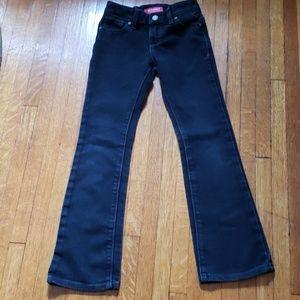 NWOT Old Navy Girls Slim Fit Boot Cut Jean